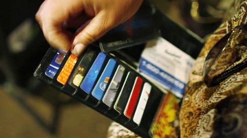 rút tiền từ thẻ tín dụng