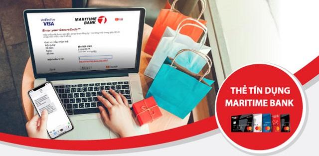 Đáo hạn thẻ tín dụng Martitime tại Hà Nội
