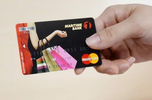 Đáo hạn thẻ tín dụng MSB