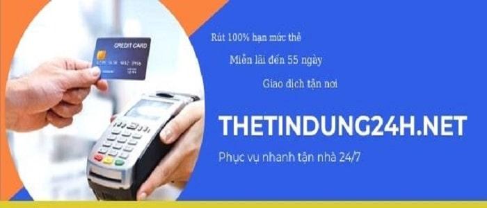 Rút tiền thẻ tín dụng tại Hà Nội